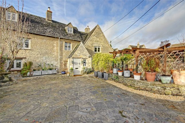 Thumbnail Property for sale in Ampney Crucis, Cirencester, Gloucestershire