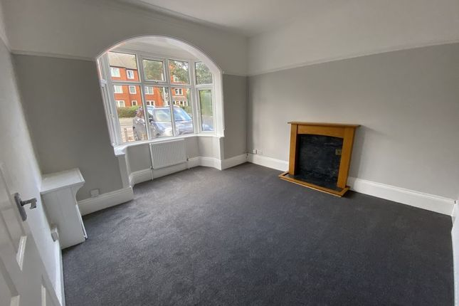 Thumbnail Flat to rent in Upper Holland Road, Sutton Coldfield, West Midlands