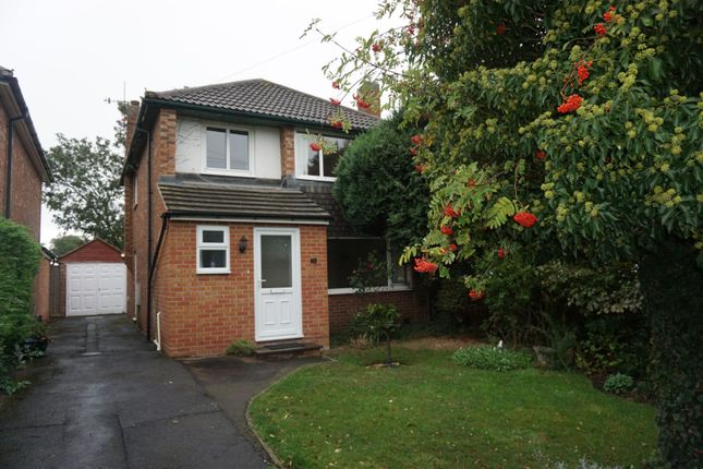Thumbnail Detached house for sale in Spa Drive, Leicester