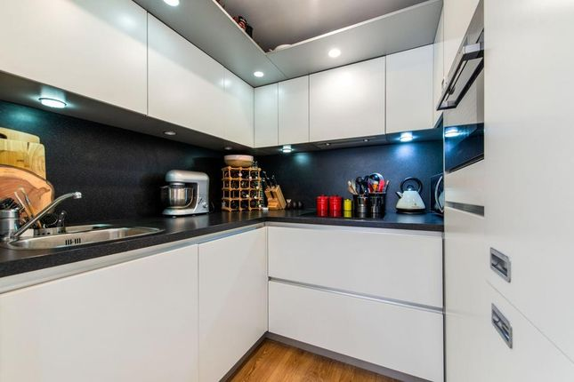 Kitchen of Trevithick Way, London E3