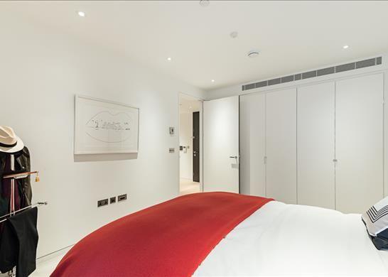 Bedroom of Seymour Street, Marylebone, London W1H