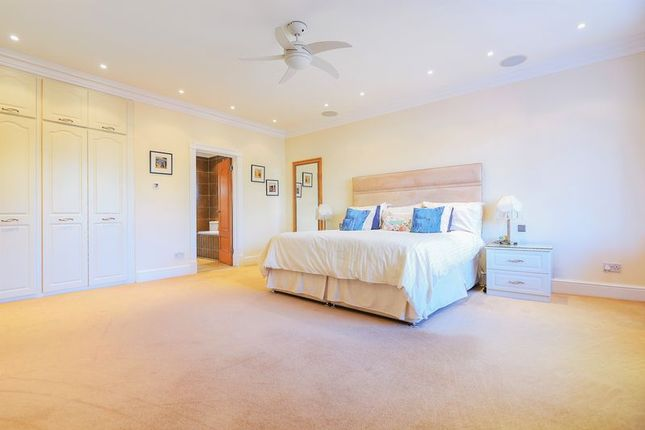 Thumbnail Detached bungalow for sale in Meadow Walk, Ewell, Epsom