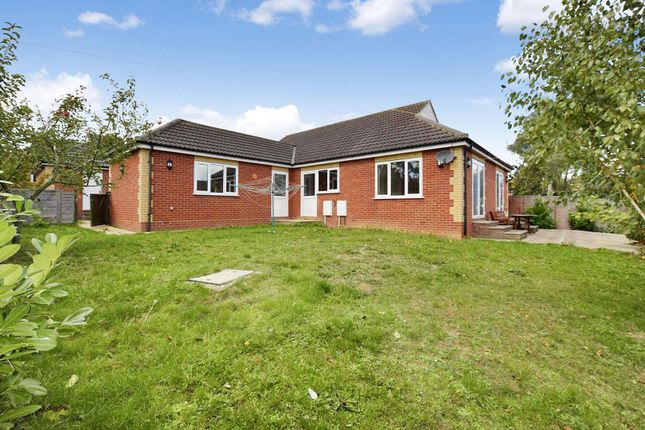 Thumbnail Detached bungalow for sale in Swan Street, Sible Hedingham, Halstead