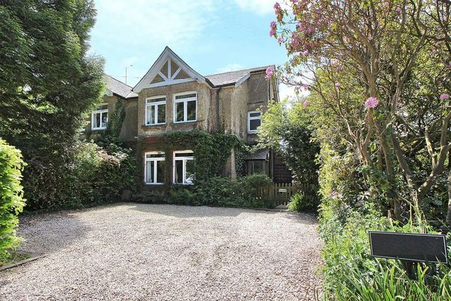 Thumbnail Semi-detached house for sale in Beaconsfield Road, Chelwood Gate, Haywards Heath