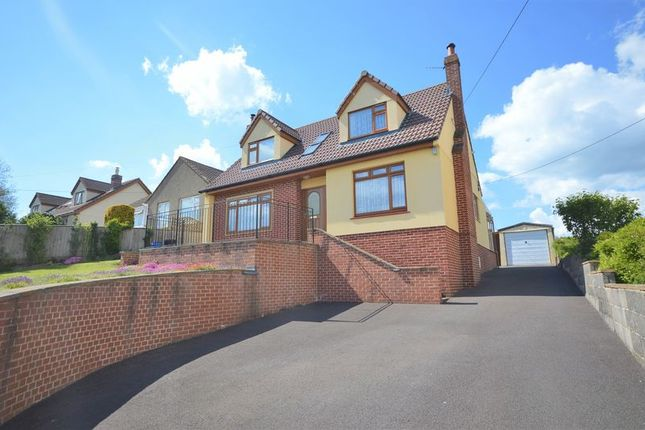 Detached house for sale in Cameley Road, Temple Cloud, Bristol