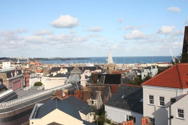 Thumbnail Flat for sale in Mill Street, St. Peter Port, Guernsey