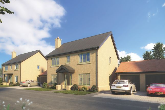 4 bed detached house for sale in Ovins Rise, Haddenham, Ely CB6