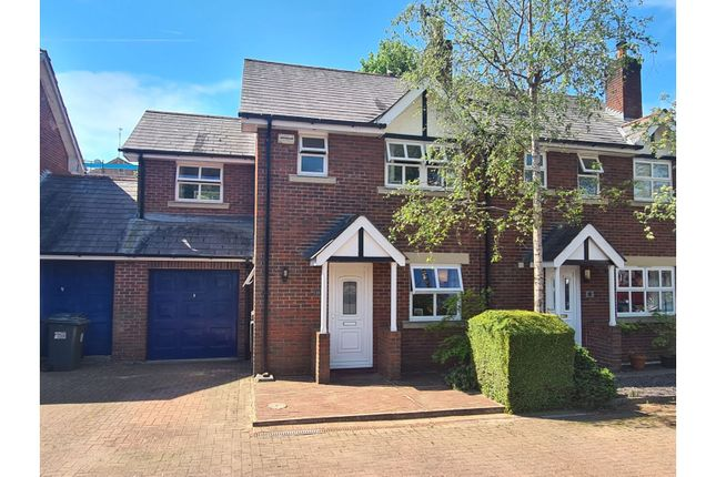 3 bed semi-detached house for sale in Spring Mews, Chorley PR6
