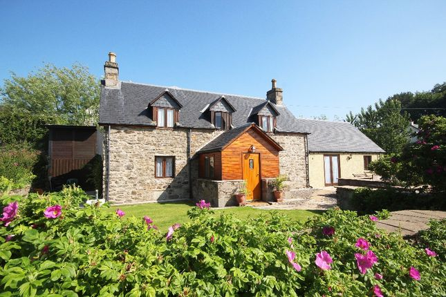 Thumbnail Detached house for sale in Logierait, Pitlochry