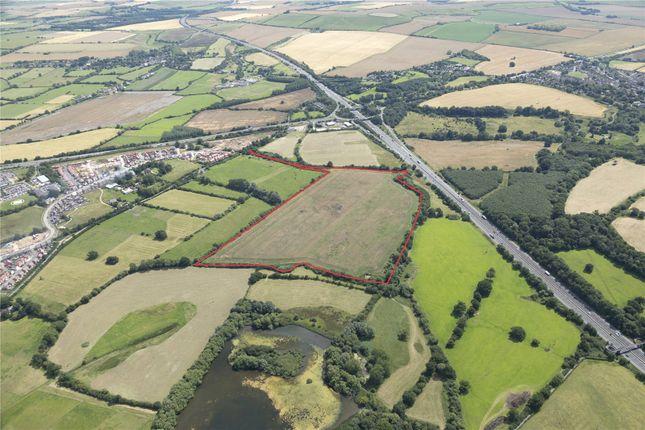 Thumbnail Land for sale in Badbury Wick, Swindon