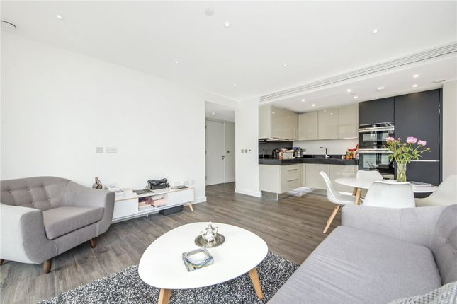 Thumbnail Flat for sale in Meranti House, Goodmans Fields
