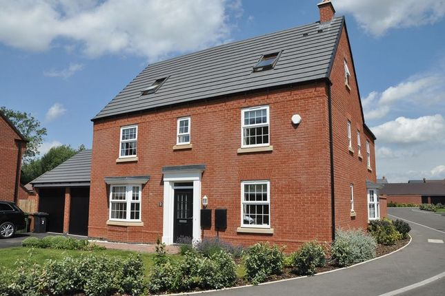 Detached house for sale in Herdwick Drive, Honeybourne, Evesham