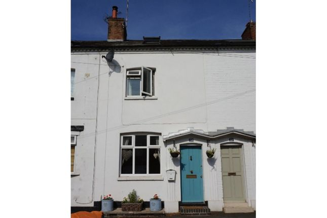 Thumbnail Terraced house for sale in Weir Road, Leicester