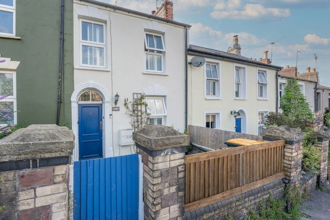 Thumbnail Terraced house for sale in Tunnel Terrace, Newport