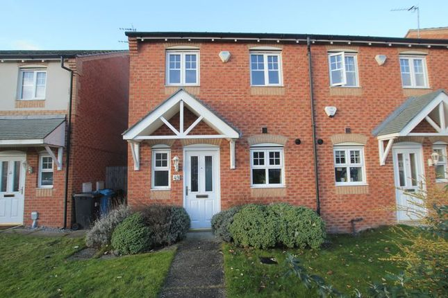Thumbnail Semi-detached house to rent in Hainsworth Park, Hull
