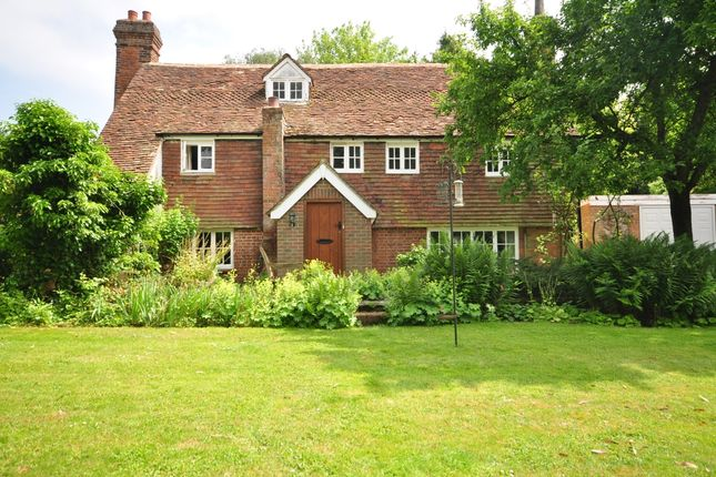 Thumbnail Detached house to rent in Crouch Lane, Borough Green, Sevenoaks