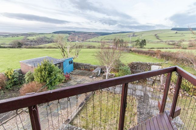 Thumbnail Detached house for sale in Whitwell House, Glynogwr, Bridgend