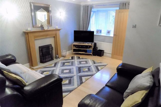 Thumbnail Detached house for sale in Peregrine Crescent, Droylsden, Manchester