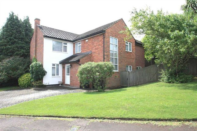 Thumbnail Detached house for sale in Little Potters, Bushey