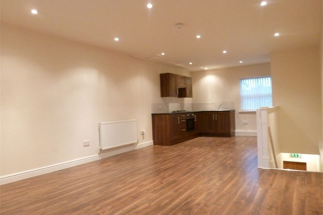 Thumbnail Flat to rent in Water Street, Radcliffe, Manchester