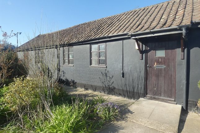 1 bed bungalow to rent in Caretakers Cottage, Mill Pond Farm, Garboldisham IP22