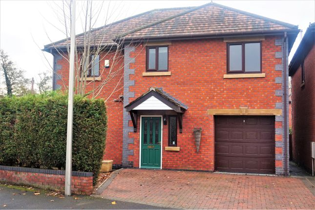 Thumbnail Detached house to rent in Midway Drive, Poynton
