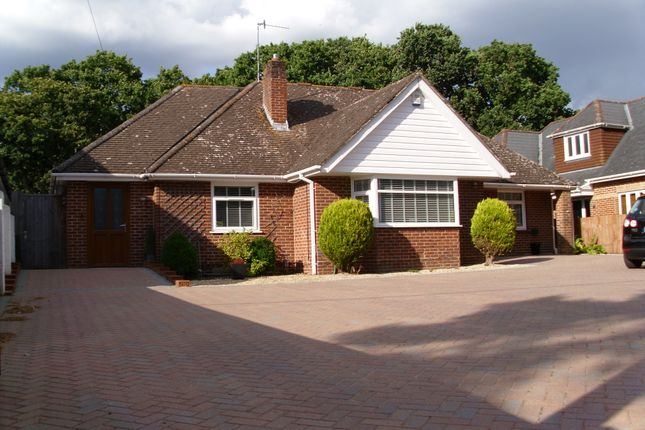 Thumbnail Detached bungalow for sale in Sandy Lane, Upton