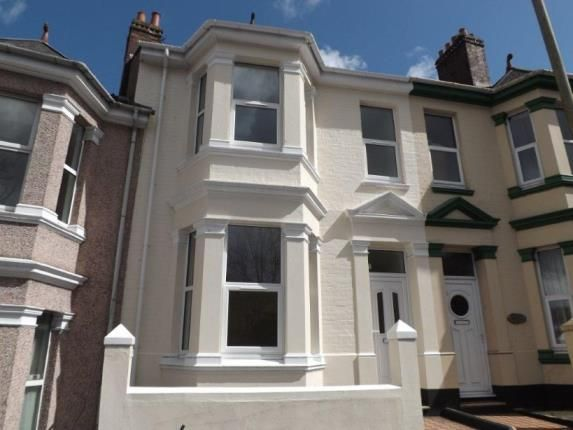 Thumbnail Terraced house for sale in Lipson, Plymouth, Devon