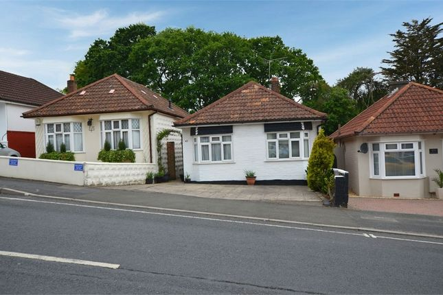 Thumbnail Detached bungalow for sale in Woodmill Lane, Southampton, Hampshire