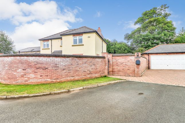 4 bed detached house for sale in Pont Y Capel Lane, Gresford, Wrexham LL12