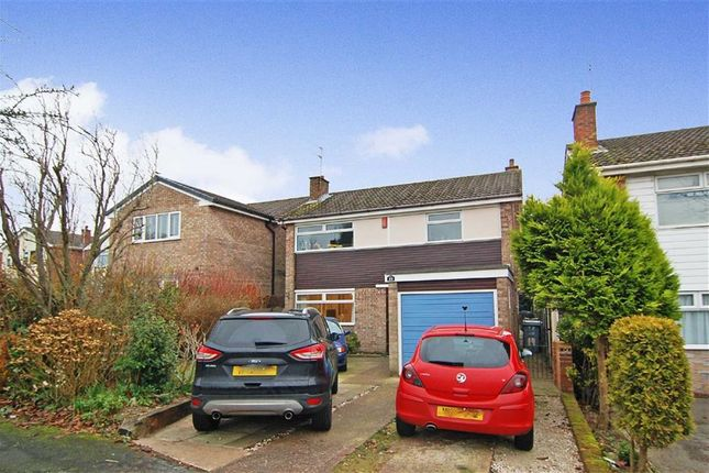 Thumbnail Detached house for sale in Kirkstone Court, West Heath, Congleton