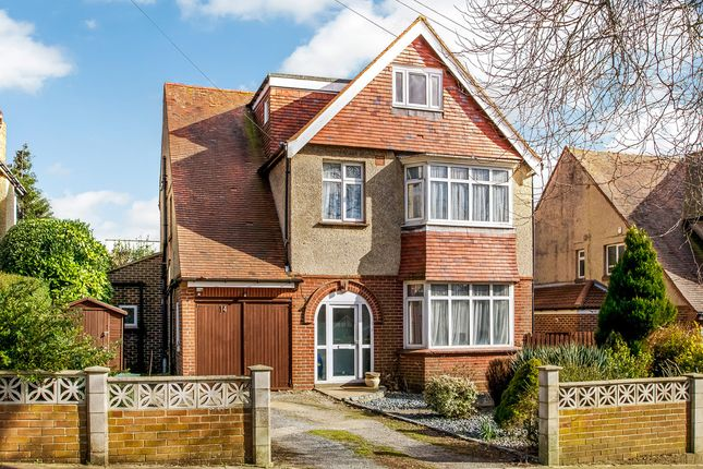 Thumbnail Detached house for sale in Carmarthen Avenue, Drayton, Portsmouth
