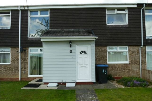 Thumbnail Flat for sale in Middlehope Grove, Bishop Auckland, Durham