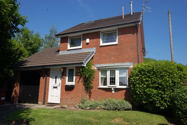 Thumbnail Detached house for sale in Grantham Street, Blackburn