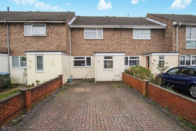 3 bed terraced house to rent in Tickleford Drive, Southampton