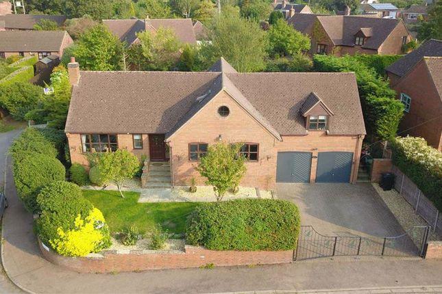 Thumbnail Detached house for sale in Bromsberrow Heath, Ledbury, Herefordshire