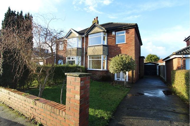 Thumbnail Semi-detached house to rent in Highland Avenue, Penwortham, Preston