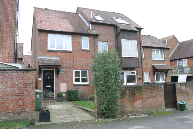 Thumbnail Detached house to rent in 17 Rooks Lane, Thame, Oxfordshire