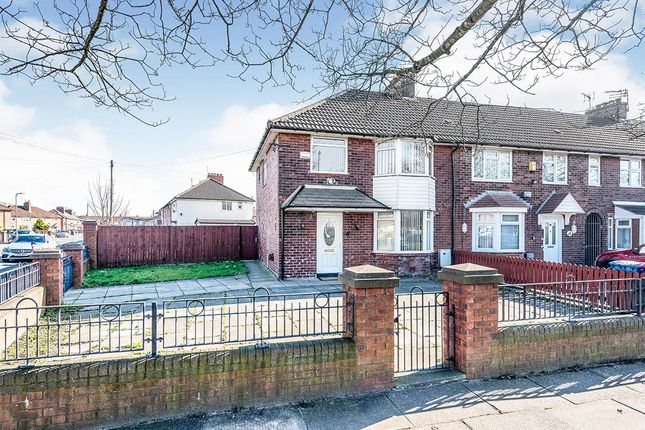 3 bed end terrace house for sale in Kingsland Road, Liverpool L11