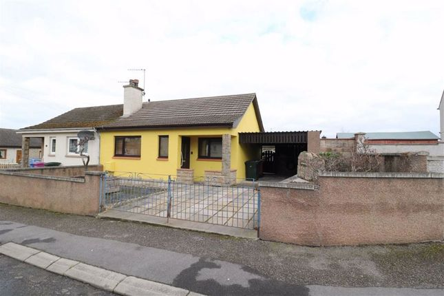Thumbnail Semi-detached bungalow for sale in Anderson Drive, New Elgin, Elgin