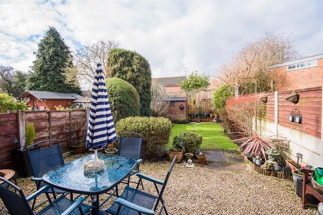 Rear Garden of Chaddock Lane, Worsley, Manchester M28