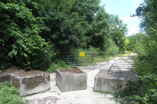 Thumbnail Land for sale in Charnage Quarry, Mere