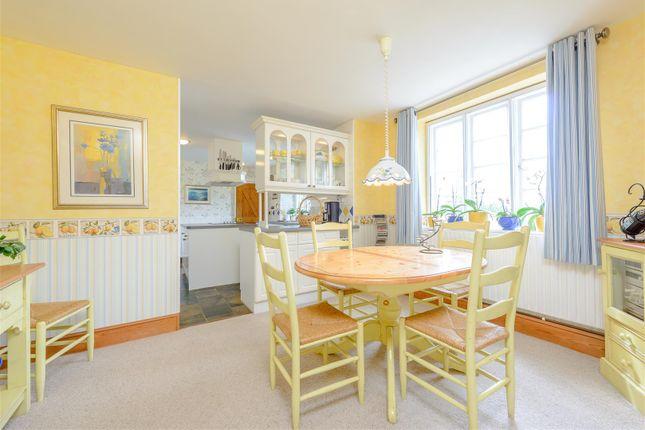Breakfast Room of Marston St. Lawrence, Banbury, Northamptonshire OX17