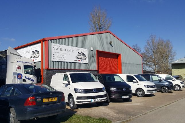 Thumbnail Industrial for sale in Gledrid Industrial Estate, Chirk