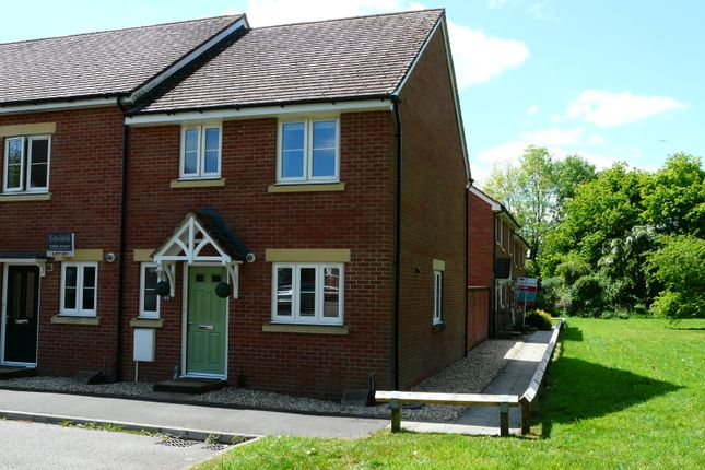 End terrace house to rent in Massey Road, Tiverton