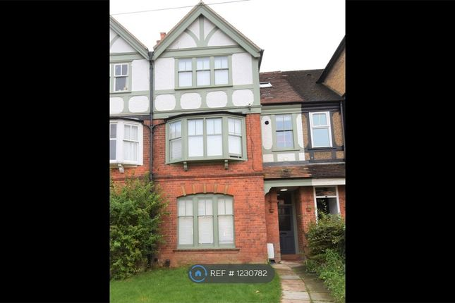 Thumbnail Terraced house to rent in Upper Redlands Road, Reading