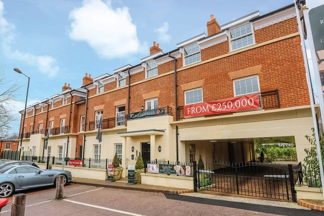Thumbnail Flat for sale in Dairy Walk, High Street, Hartley Wintney, Hook, Hampshire