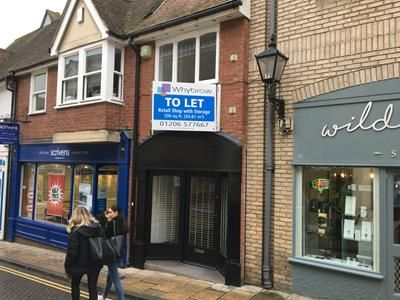 Thumbnail Retail premises to let in 35A Sir Isaacs Walk, Colchester, Essex