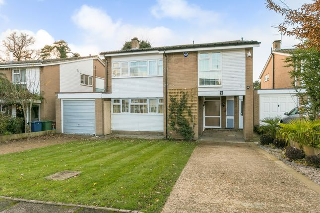 Thumbnail Detached house to rent in Bowls Close, Stanmore