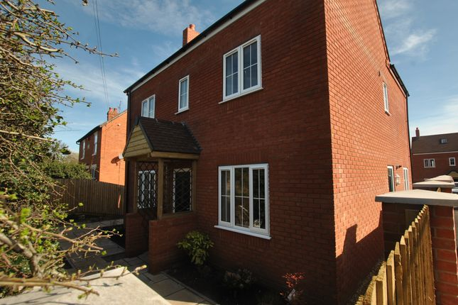 Thumbnail Detached house for sale in Mill Lane, Wellington, Telford, Shropshire